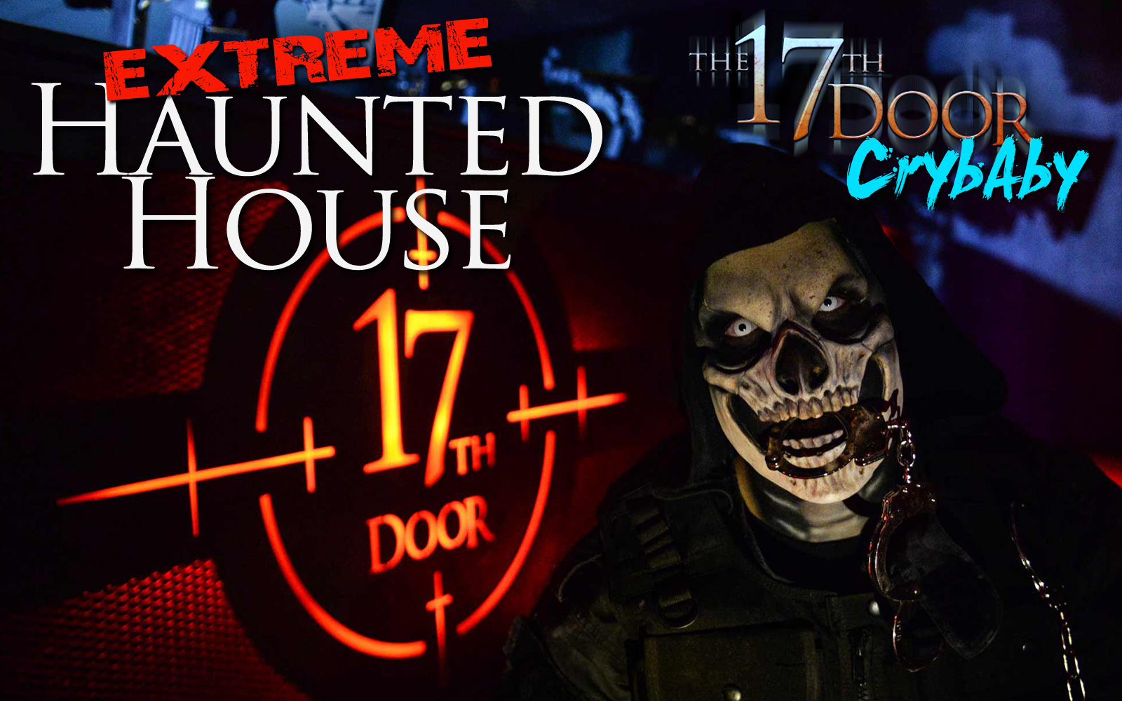 the 17th door haunted experience fullerton california